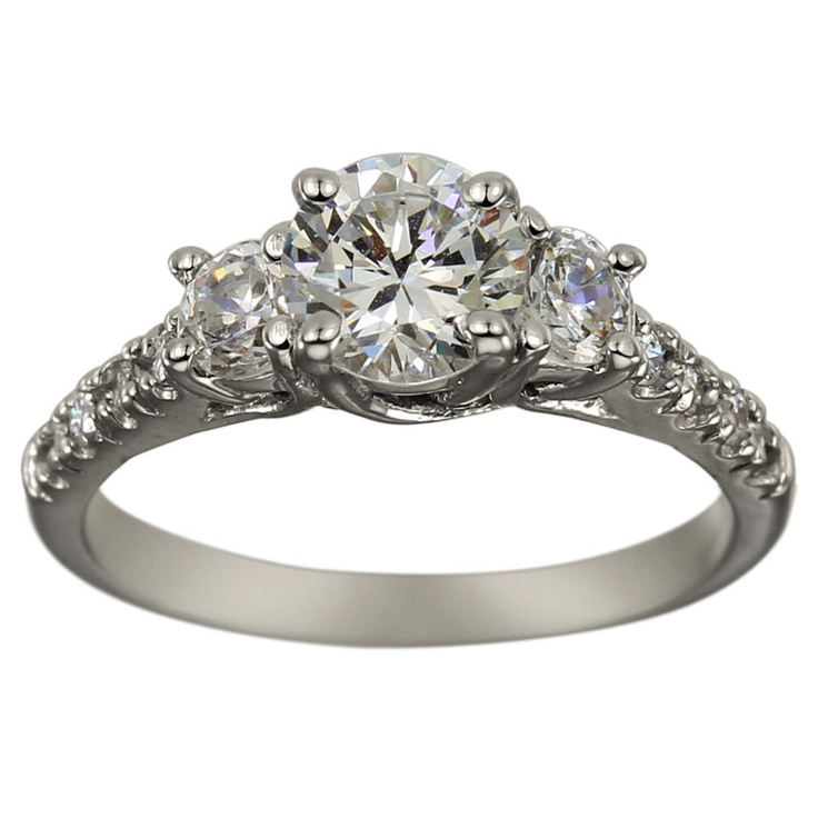 91 best images about Classic Engagement Rings on Pinterest