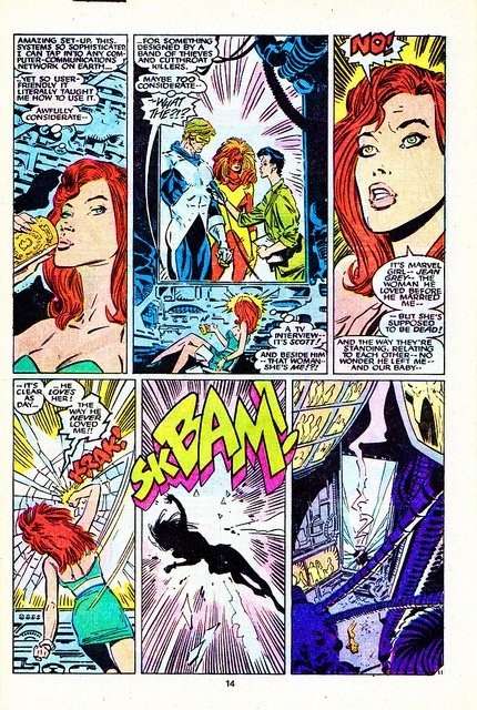 one of my favourite xmen comic pages!