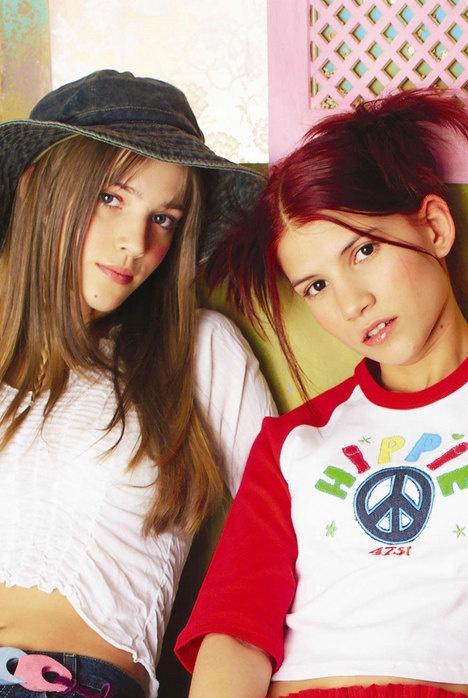 Camila and Luisana
