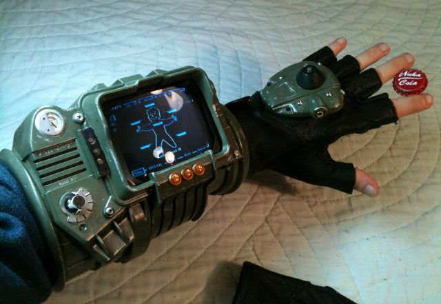 Another Day, Another Functional Fallout Pip-Boy Replica