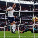 New York Times - Kane passed the mark for most Premier League goals in a calendar year with his 37th goal, and also ensured having the most international and club goals combined in 2017.