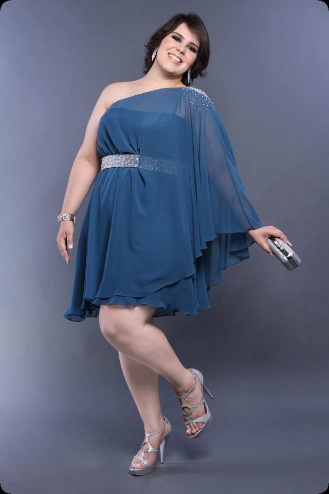 Confira as fotos da coleção Plus Size | Arthur Caliman - Vestido de festa