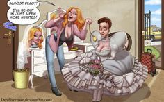 The Bridal Switcheroo by DovSherman