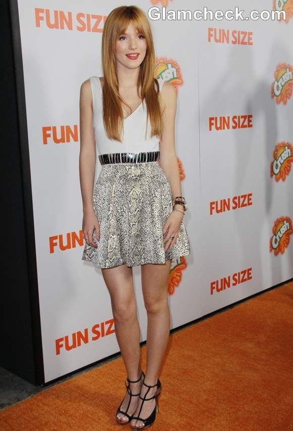 Bella Thorne Favorite Things, Facts, Biography, Height ...