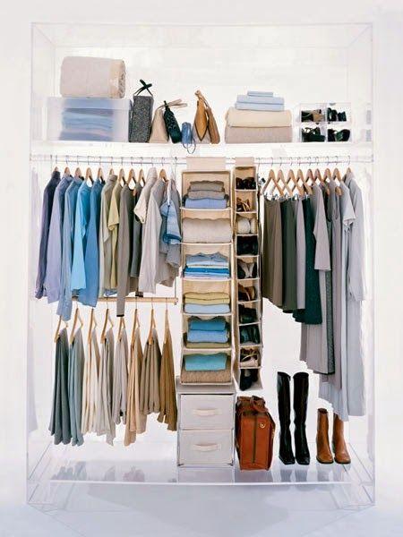 Organize sem Frescuras | Rafaela Oliveira » Arquivos » Como organizar as roupas sem armário