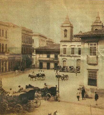 1890 - Largo da Sé.