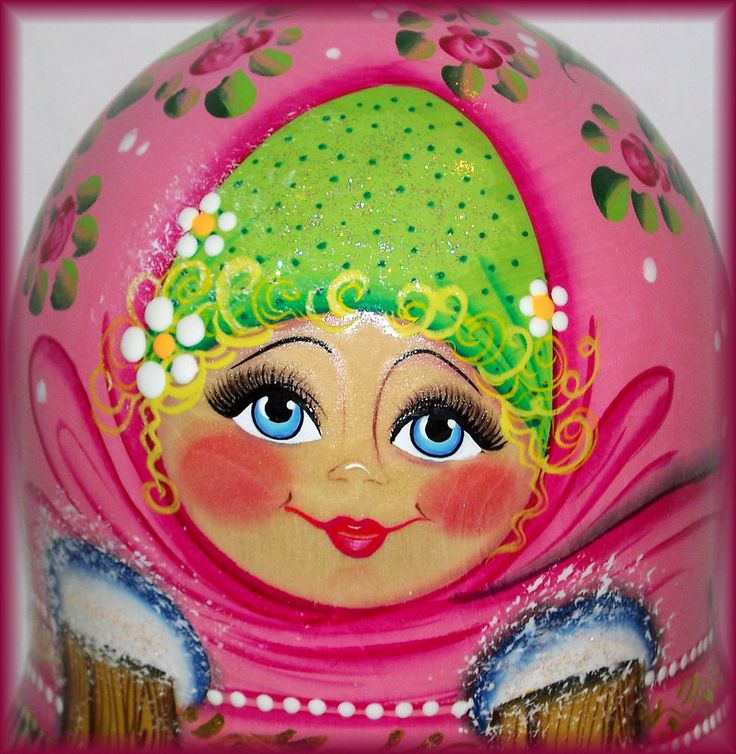Matryoshka is the most famous Russian souvenir, it is considered to be a phenomenon in the world culture, a puzzle wrapped in a mystery inside an enigma, soul of Russia. The art of the Russian matryoshka is the most comprehensive account of the history, production, varieties, and creators of these charming nesting dolls. | eBay!