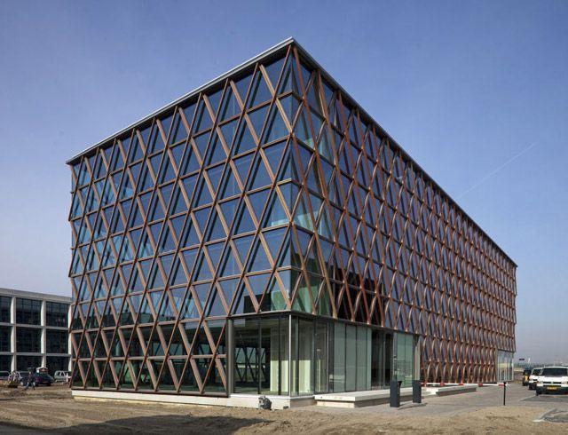 Bnb b in ijburg netherlands facade cladding