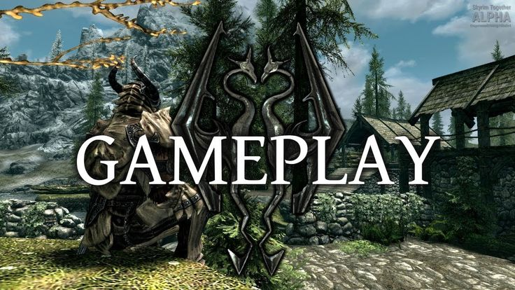 Skyrim Together Gameplay- Latest Update! #games #Skyrim #elderscrolls #BE3 #gaming #videogames #Concours #NGC