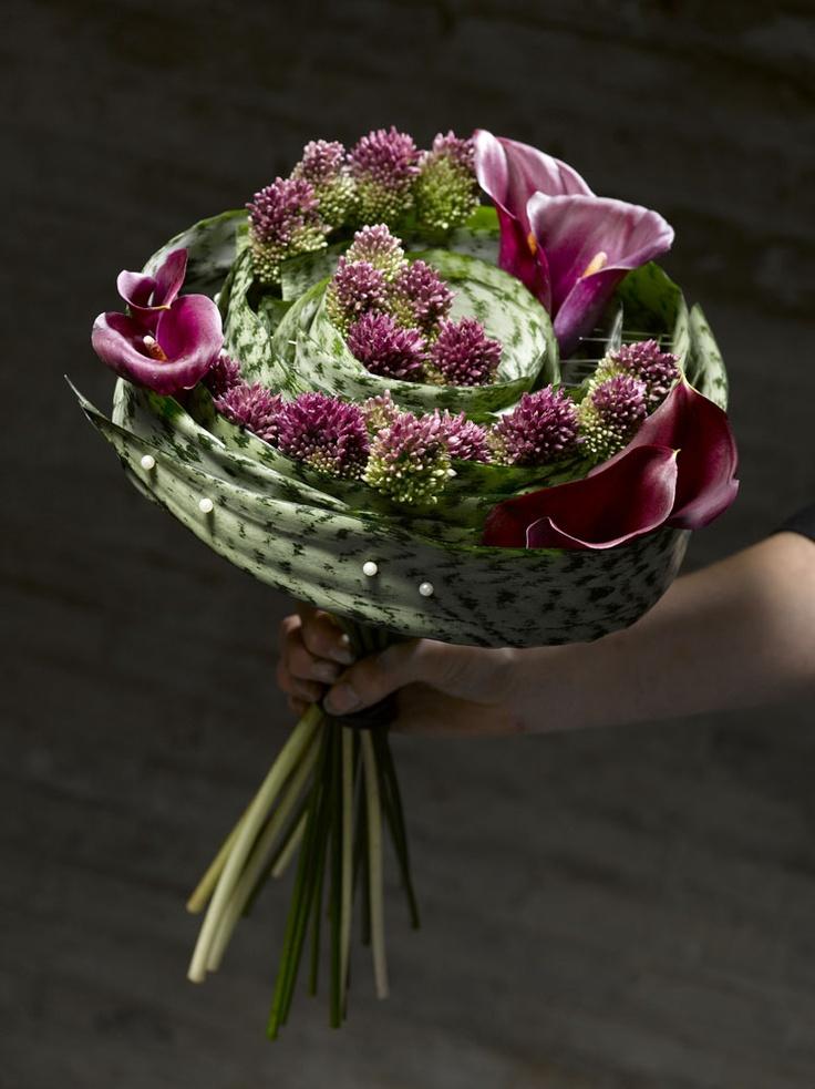 Valentijn Sneek, raster van Sanseveria blad