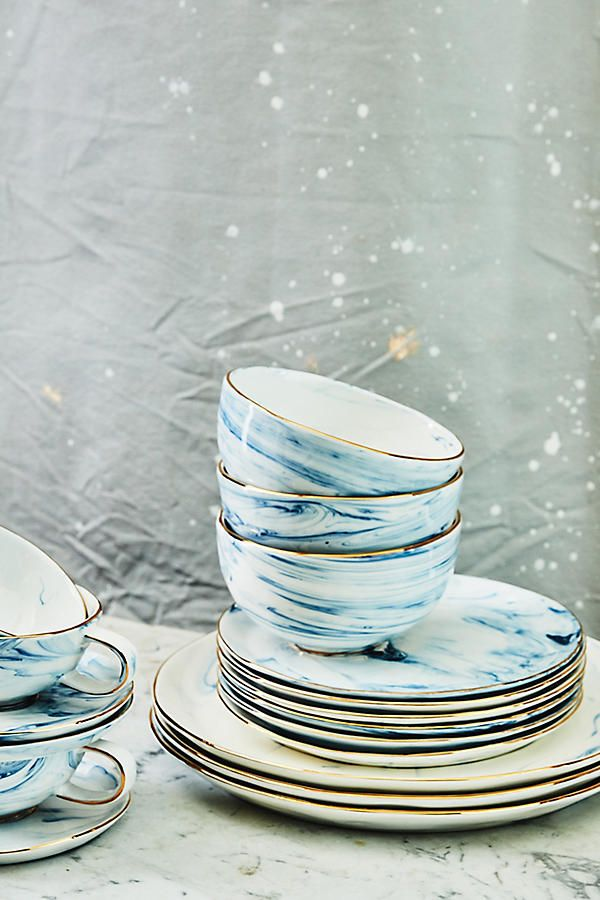 Strata Dinner Collection | Anthropologie