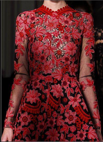 Valentino - red, 2013