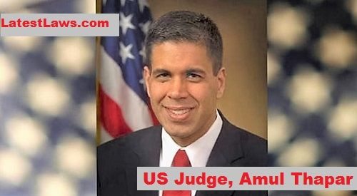 Indian-American Amul Thapar on Trump's list for US Supreme Court Judge nominees