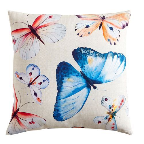 Butterfly (Japanese Style) Pillow | Putnams