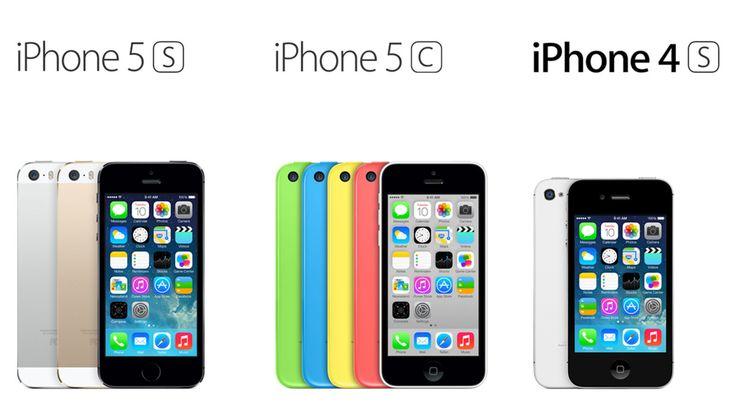 #iphone 5s, iphone 5c and iphone 4s #luxuryiphone
