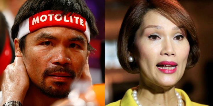 Anti-gay boxer Pacquiao to win Senate seat after first trans candidate elected Boxing champion Manny Pacquiao is set to become a Philippine senator despite the recent backlash over anti-gay remarks.