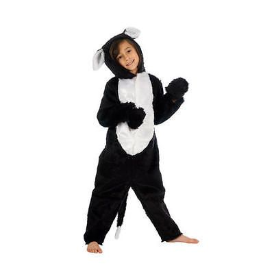 Childrens black cat #fancy dress #costume outfit halloween #128cm 6-8 years,  View more on the LINK: http://www.zeppy.io/product/gb/2/271710211624/