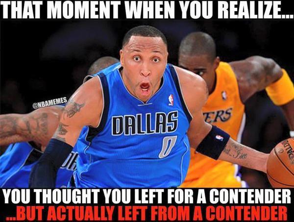 Shawn Marion: Dallas Mavericks over Cleveland Cavaliers! # - http://nbafunnymeme.com/nba-memes/shawn-marion-dallas-mavericks-over-cleveland-cavaliers