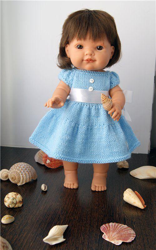 Одежда для кукол Gotz, Journey girls, Antonio Juan и других подобных куколок. Ручная авторская работа. №1 Кофточка с совой 350 / 350р