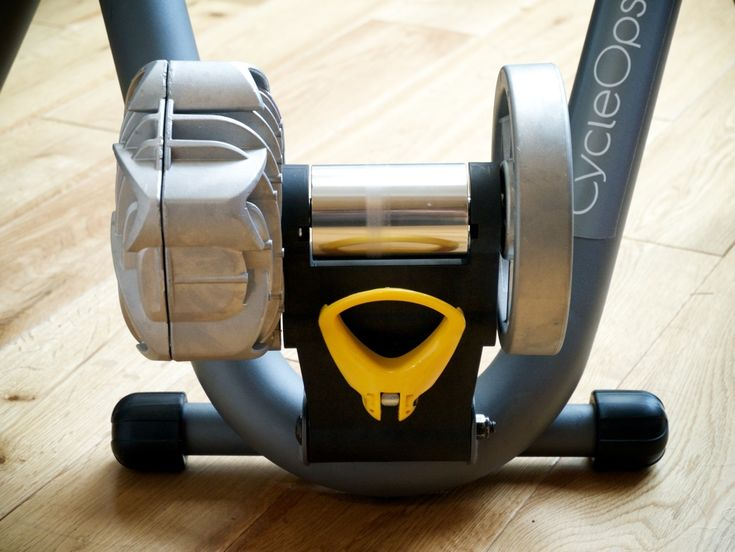 To keep cycling over the winter take advantage of CycleOps Fluid 2 Indoor Cycling Trainer.