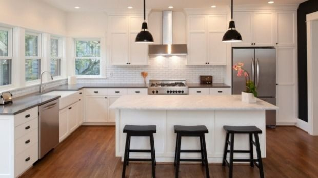 This kitchen looks like a very similar layout to what we have planned.
