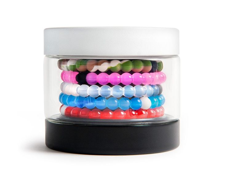 New 5 pack lokia bracelets including limited red