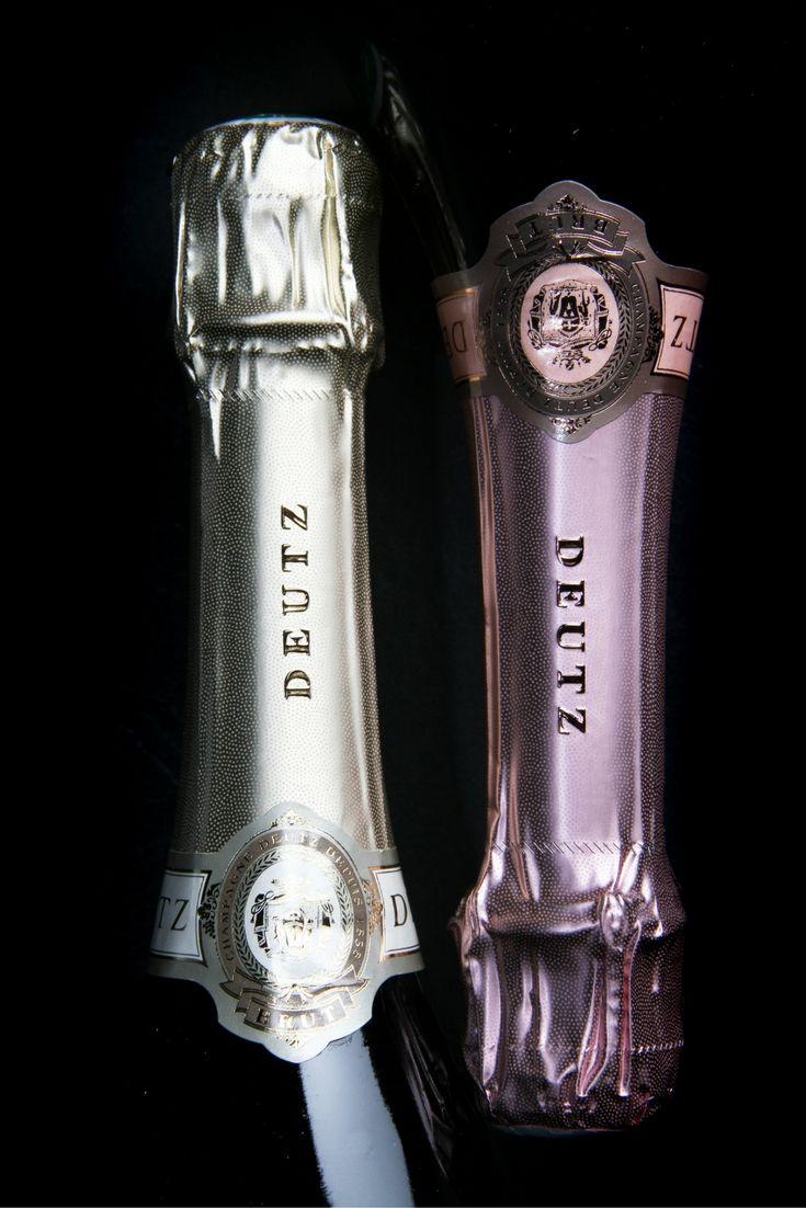 MAISON DEUTZ : La grande histoire des champagnes Deutz donne un style harmonieux entre virtuosité et de raffinement. #Champagne #Deutz #VinMillesma #VinDuMoment (© Photo : Millésima)