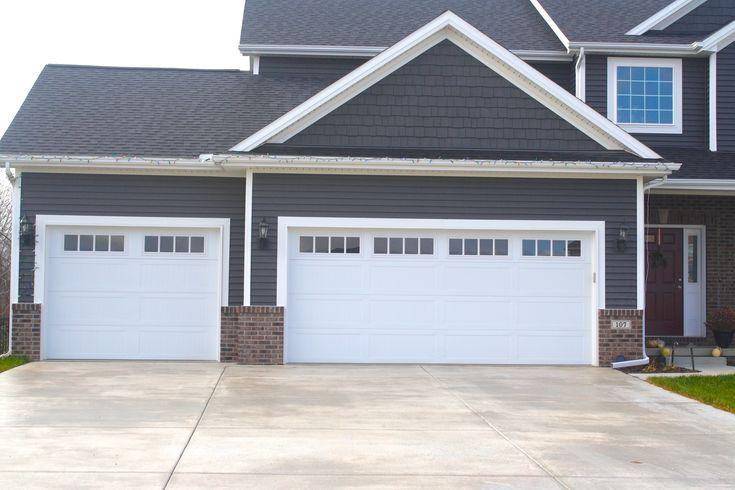 Choosing the Best Garage Door Paint Color For Your Home ... on Choosing Garage Door Paint Colors  id=18004