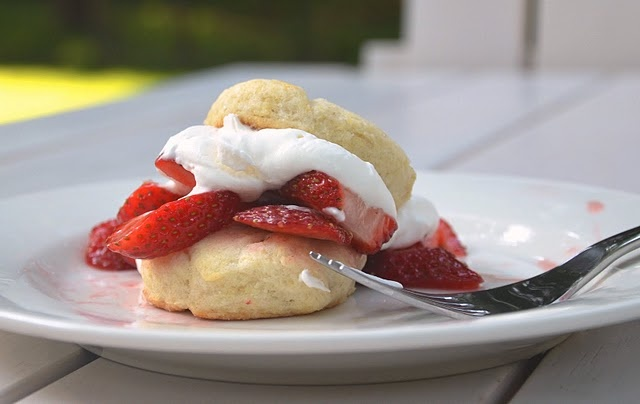 Strawberry Shortcake Sliders Recipes — Dishmaps