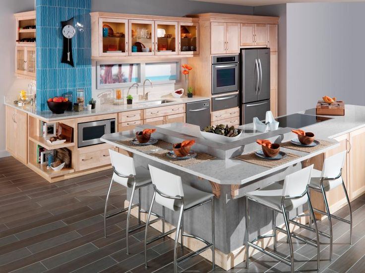 11 Splashy Kitchen Trends. Latest Kitchen DesignsKitchen ...