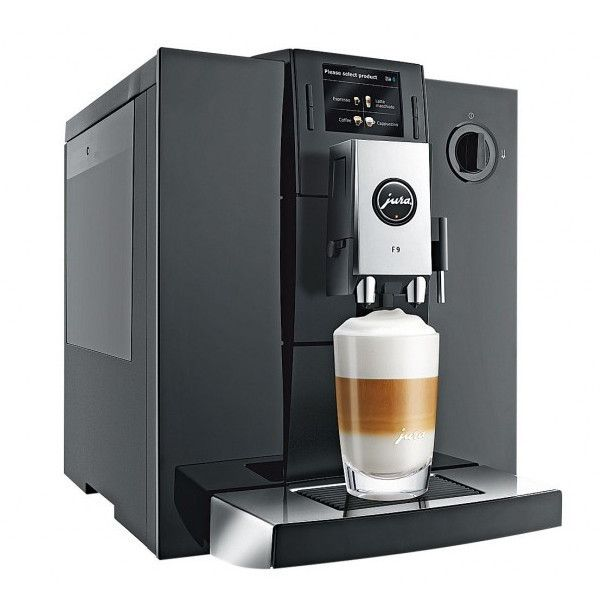 Buy the JURA F9 Fully Automatic Coffee Machine to spoil your staff with the ultimate one-touch coffee beverage solution for the office