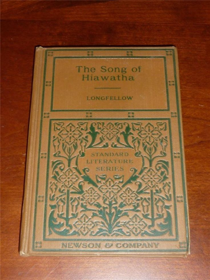 best hiawatha poem ideas teachit languages   the song of hiawatha by henry w longfellow publ 1898 epic poem