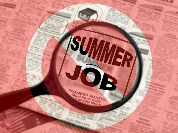 Pros And Cons Of Not Having A Summer Job