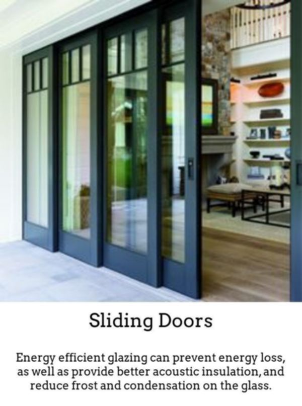 Sliding Doors Build Gorgeous Well Lit Spaces By Having Thermally Insulated Sliding And Collapsible Doors Perfect For Modern Da New Homes House Exterior Home