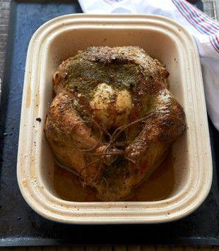 Thai-spiced roast chicken | Karen Martini