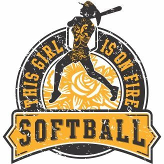 1000 images about softball t shirt designs on pinterest for Softball logos for t shirts