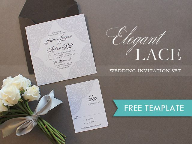 75 best Free Printable Wedding Invitations images on Pinterest - free invitation download