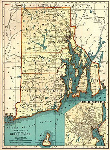 Pin By Plaindealing Prints And Maps On United States Map Decor In - Long-island-on-us-map