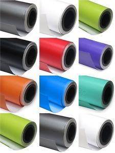 Matte Matt Finish CAR Vinyl Wrap IN Various Colours AND Sizes AIR Bubble Free | eBay