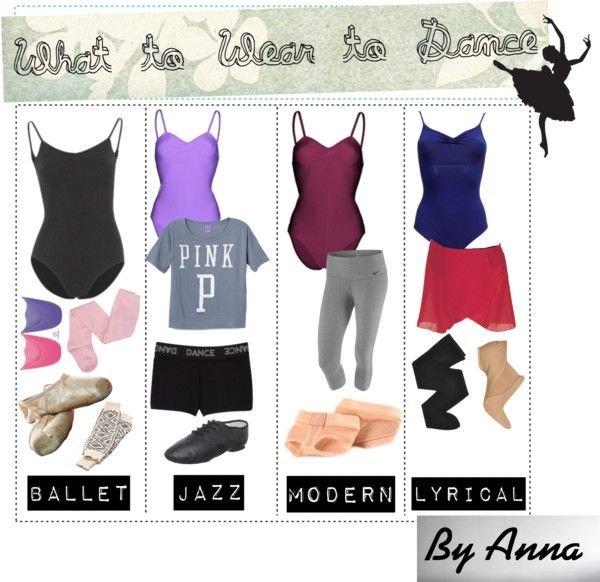 U0026quot;What To Wear To Dance Classu0026quot; By Poly-tip-gurls Liked On Polyvore | Polyvore | Pinterest | Jazz ...