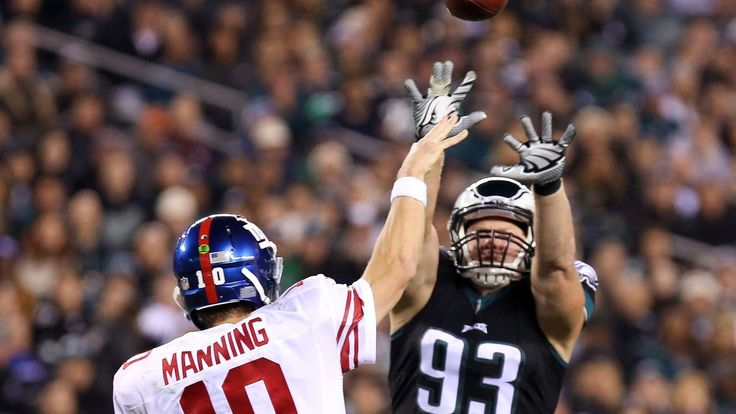 The Philadelphia Eagles host the New York Giants to close out Week 6. It should be an intriguing NFC East affair, particularly considering how that division is tightening up. We've got all the TV schedule, game time and odds info to get you ready for
