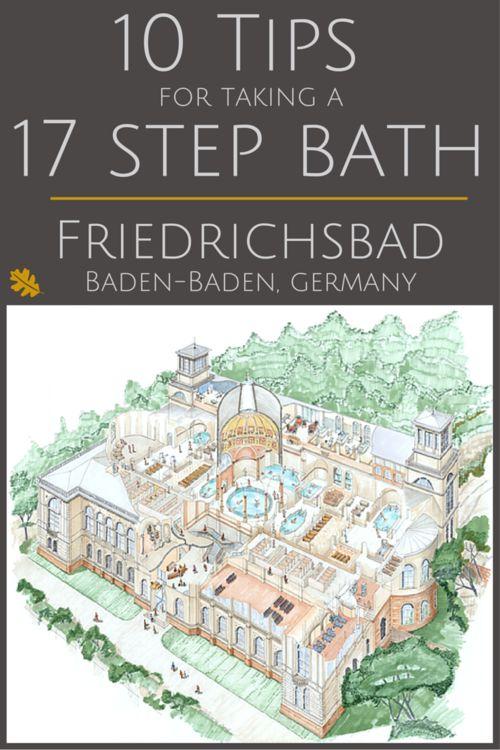 Friedrichsbad, Roman style bath in Baden Baden, Germany - 10 Tips for Taking a 17 Step Bath | Submerged Oaks