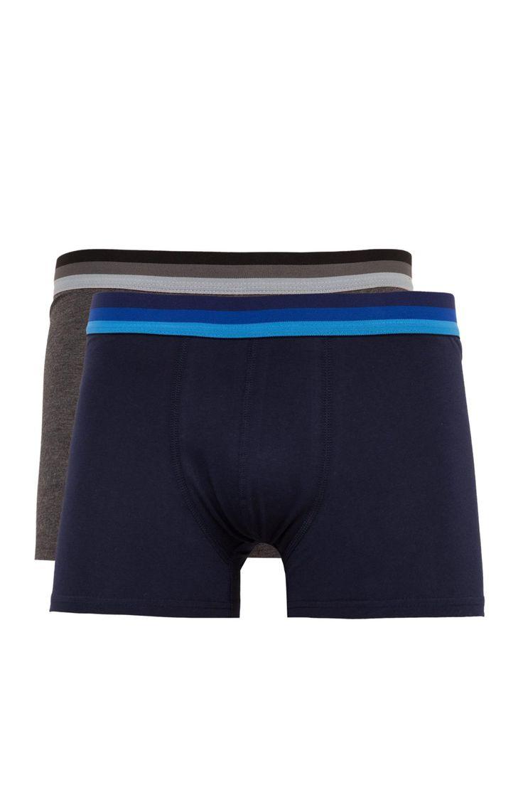 DeFacto Marka 3'lü Boxer iç Çamaşırı || Geniş kalıbı ile gün boyunca rahat hareket edebileceğiniz DeFacto erkek boxer                        http://www.1001stil.com/urun/3169163/3lu-boxer-ic-camasiri.html?utm_campaign=DeFacto&utm_source=pinterest