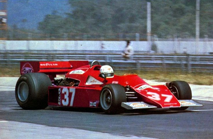 1978 GP Brazylii (Arturo Merzario) Merzario A1 - Ford