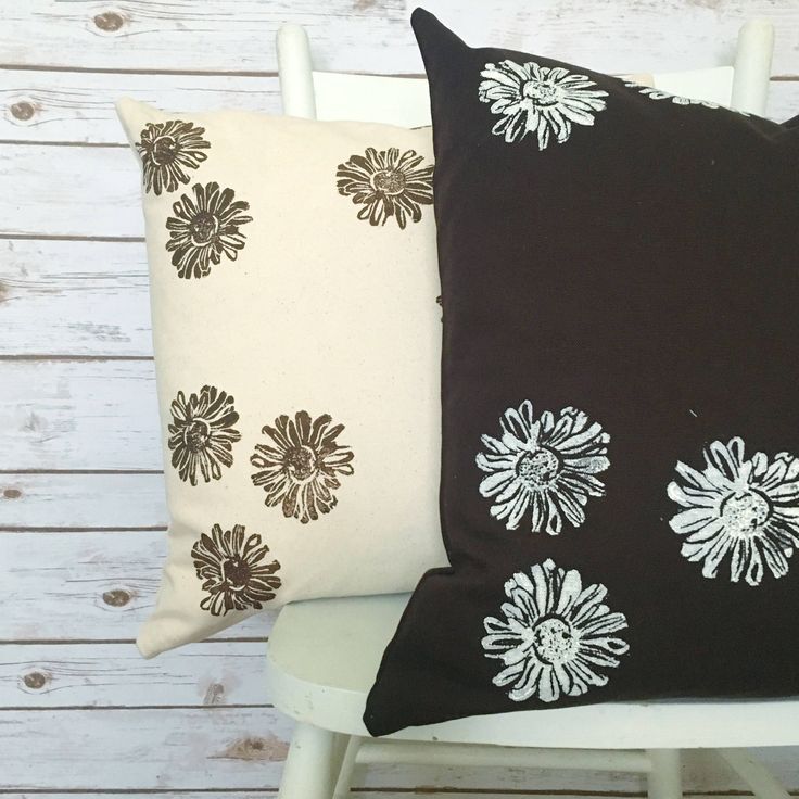A personal favorite from my Etsy shop https://www.etsy.com/ca/listing/585059271/2-pillow-set-farmhouse-style-unique