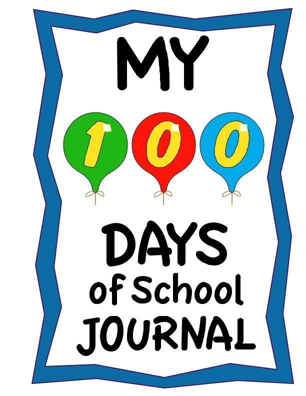 17 best images about 100th day journals on pinterest for 100th day of school decoration ideas