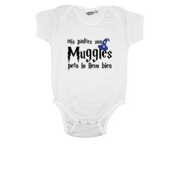 Mis padres son Muggles... pero lo llevo bien.
