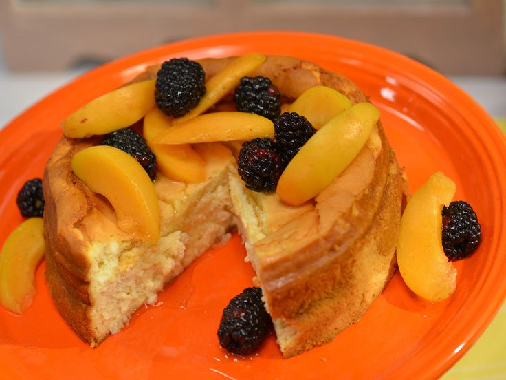 29 best food network the kitchen images on pinterest cooking get this all star easy to follow honeyed yogurt cheesecake recipe from forumfinder Image collections