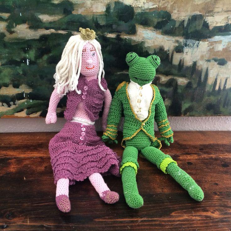 Prinsessen & frøen