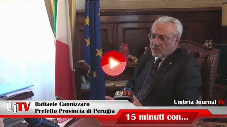 15 minuti con Nuove regole di sicurezza per grandi eventi parla il Prefetto Raffaele Cannizzaro